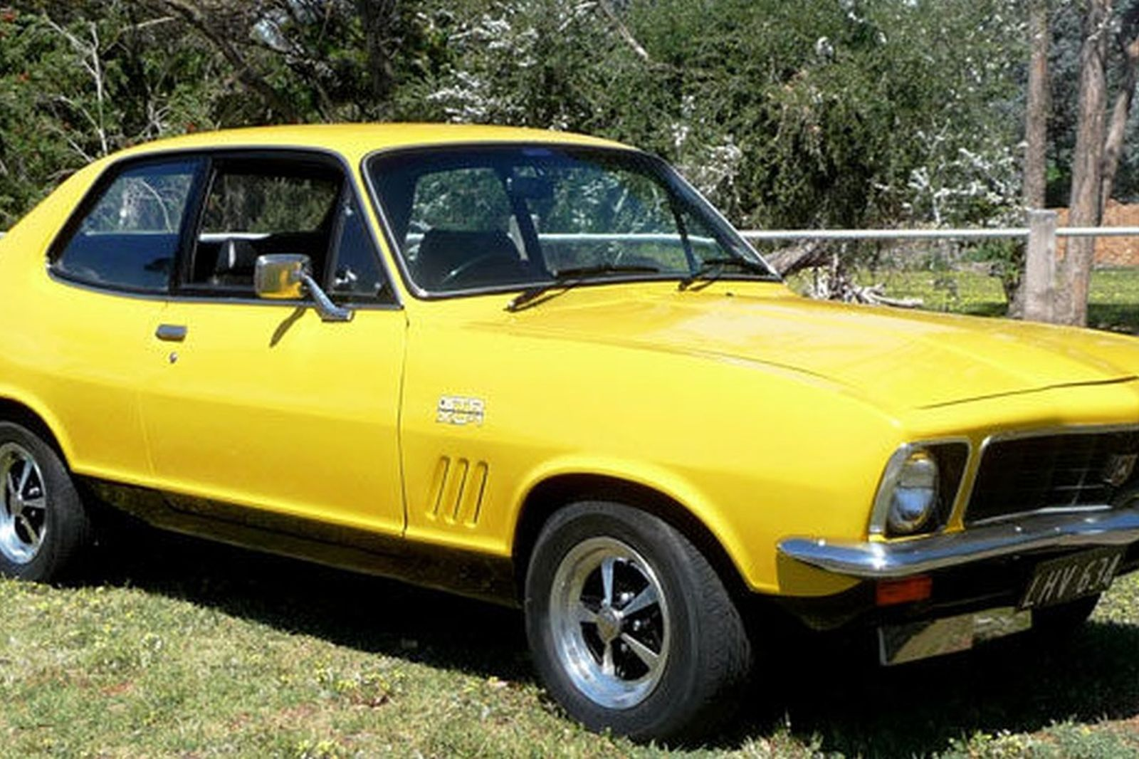 Holden Lj Torana Xu 1 Coupe Auctions Lot 22 Shannons