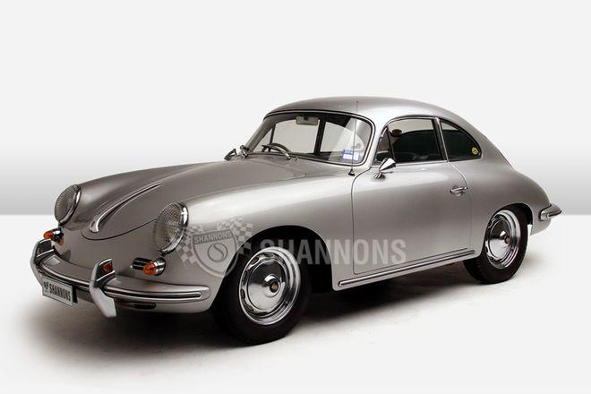 Porsche 356B 1600S Coupe