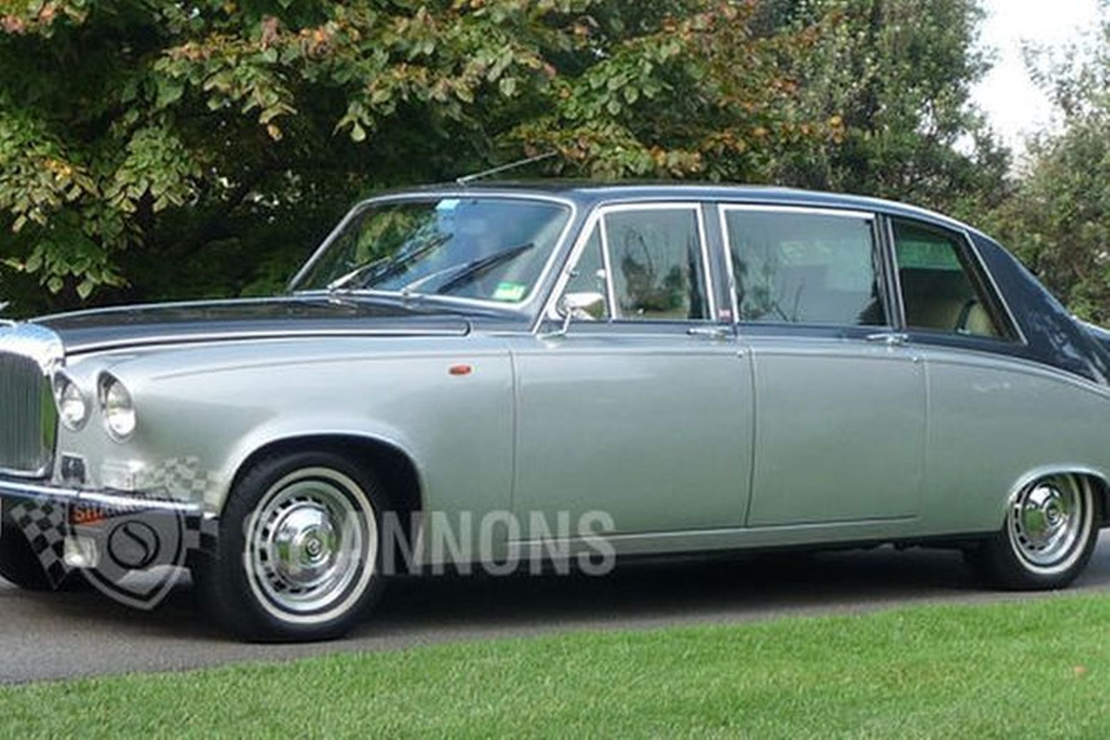 Sold Daimler Ds420 Limousine Auctions Lot 6 Shannons