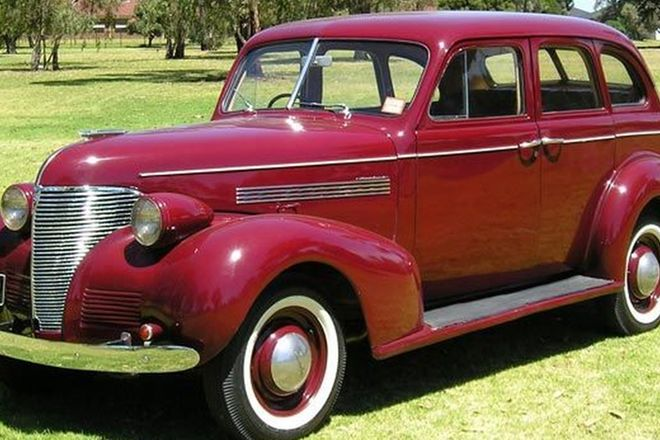 Chevrolet Standard Sedan