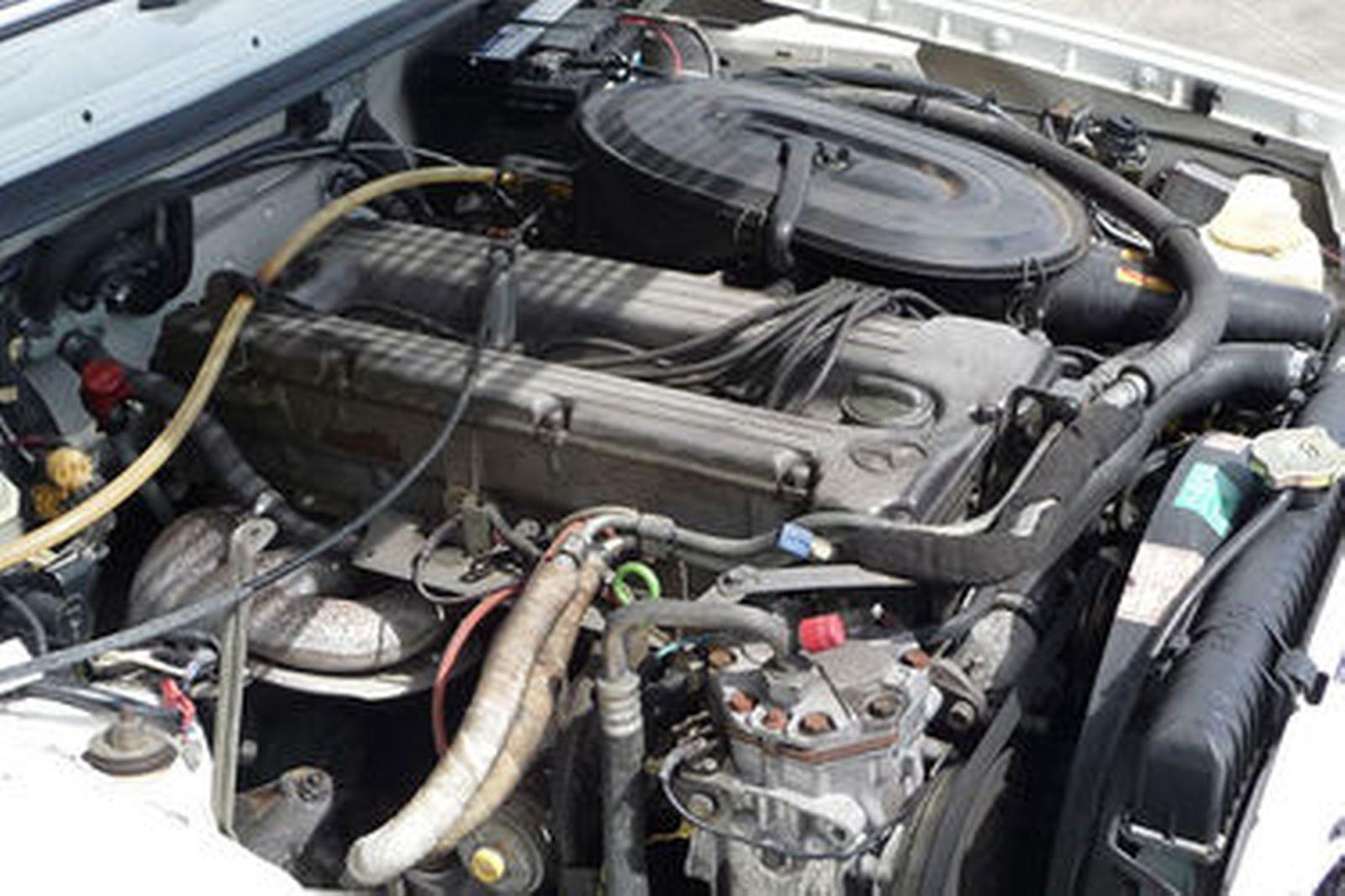 Mercedes-Benz 280CE Coupe