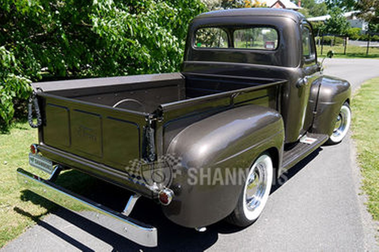 Ford f1 modified pick up lhd