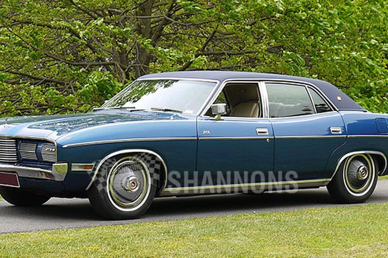 Sold: Ford LTD P5 Sedan Auctions - Lot 8 - Shannons