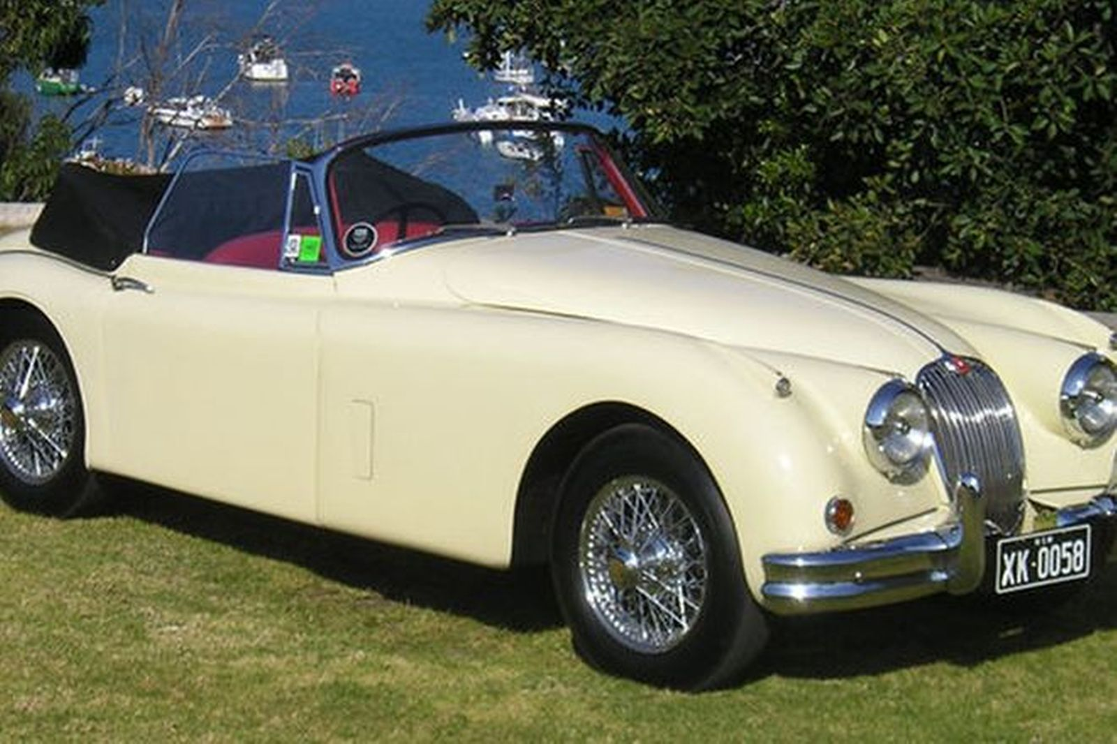 Sold Jaguar Xk150 Drop Head Coupe Auctions Lot 17