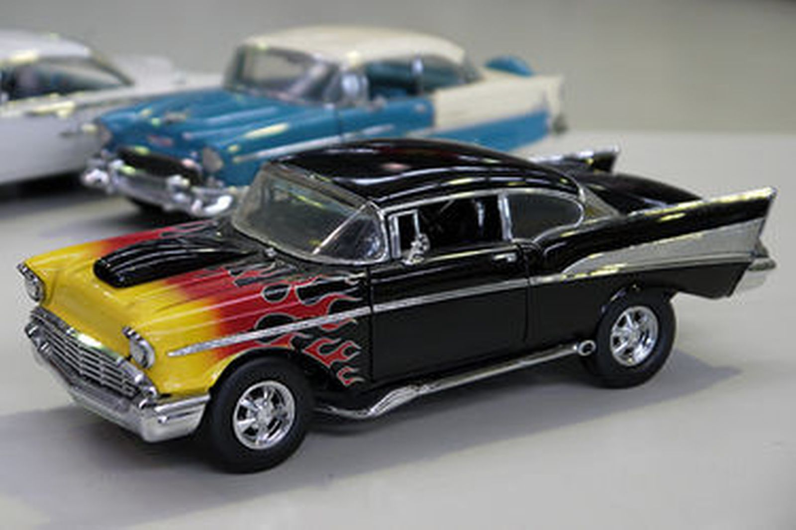 Franklin Mint Cars Of American