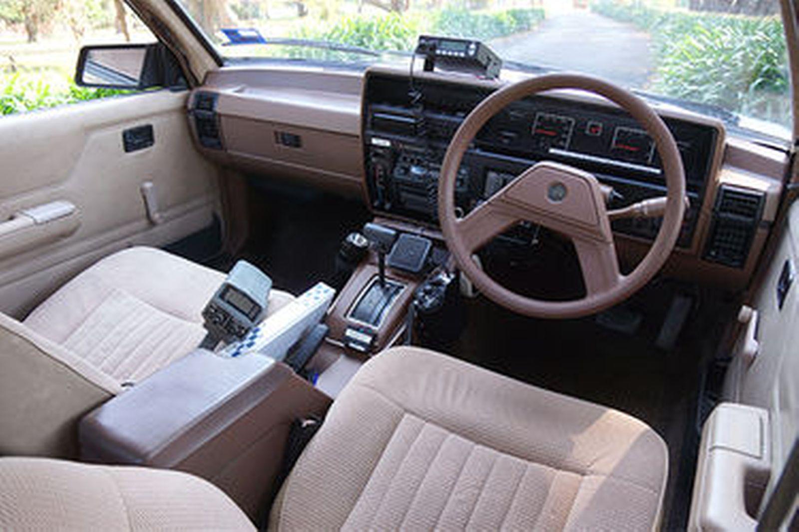 Holden Vk Commodore Ex Police Car 308 V8 Sedan Auctions Lot 26