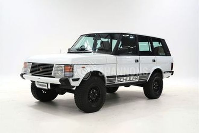 Range Rover 'Quadramotive Schuler' Station Wagon