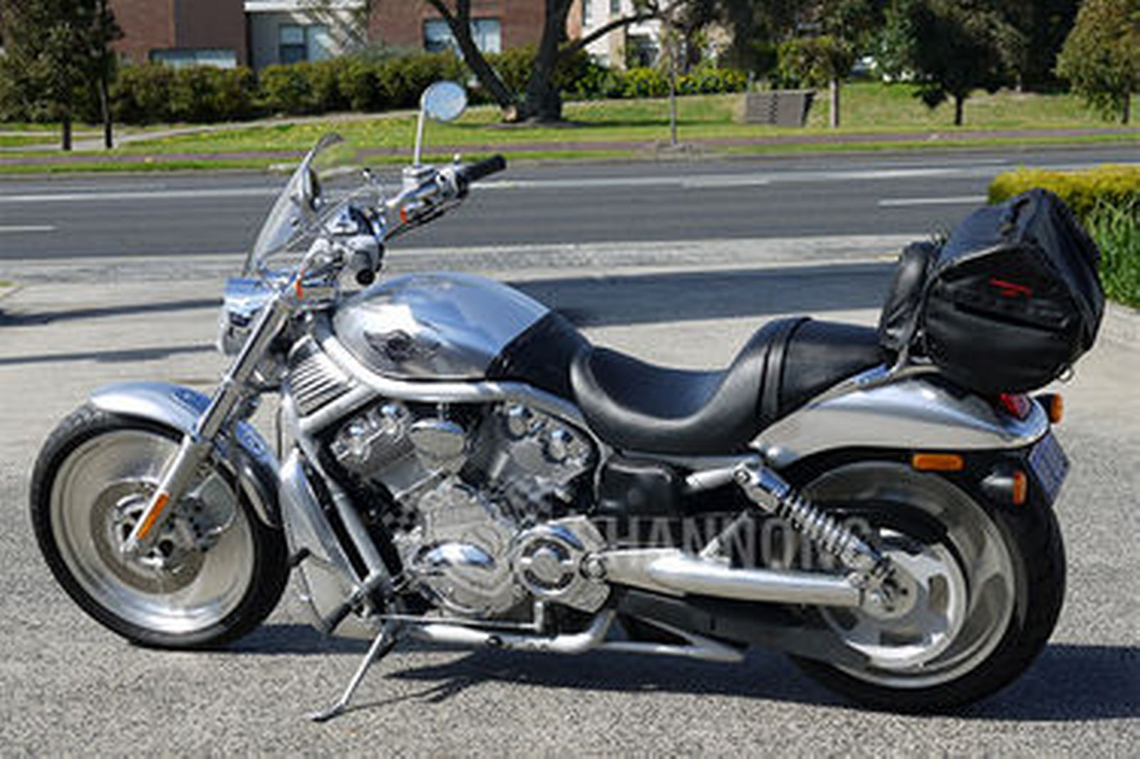 Sold: Harley-Davidson VRSCA V-Rod '100th Anniversary ...