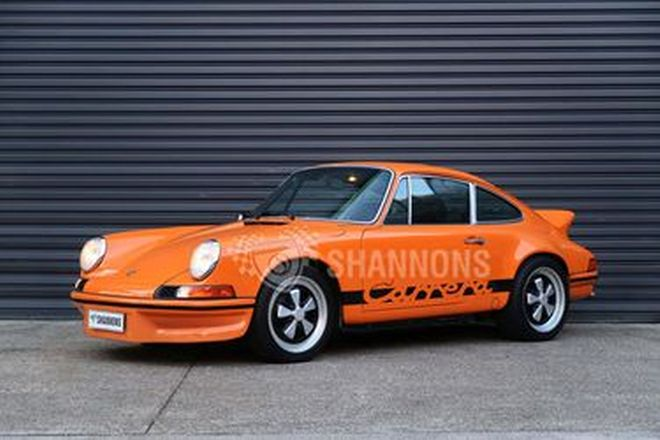 Porsche 911 (964) Carrera 4 Coupe (73 RS Backdate)