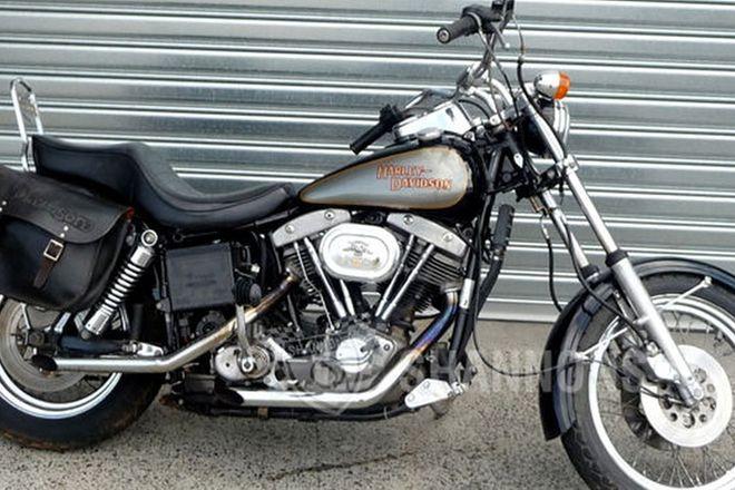 Harley-Davidson FXE Super Glide 1340cc Motorcycle