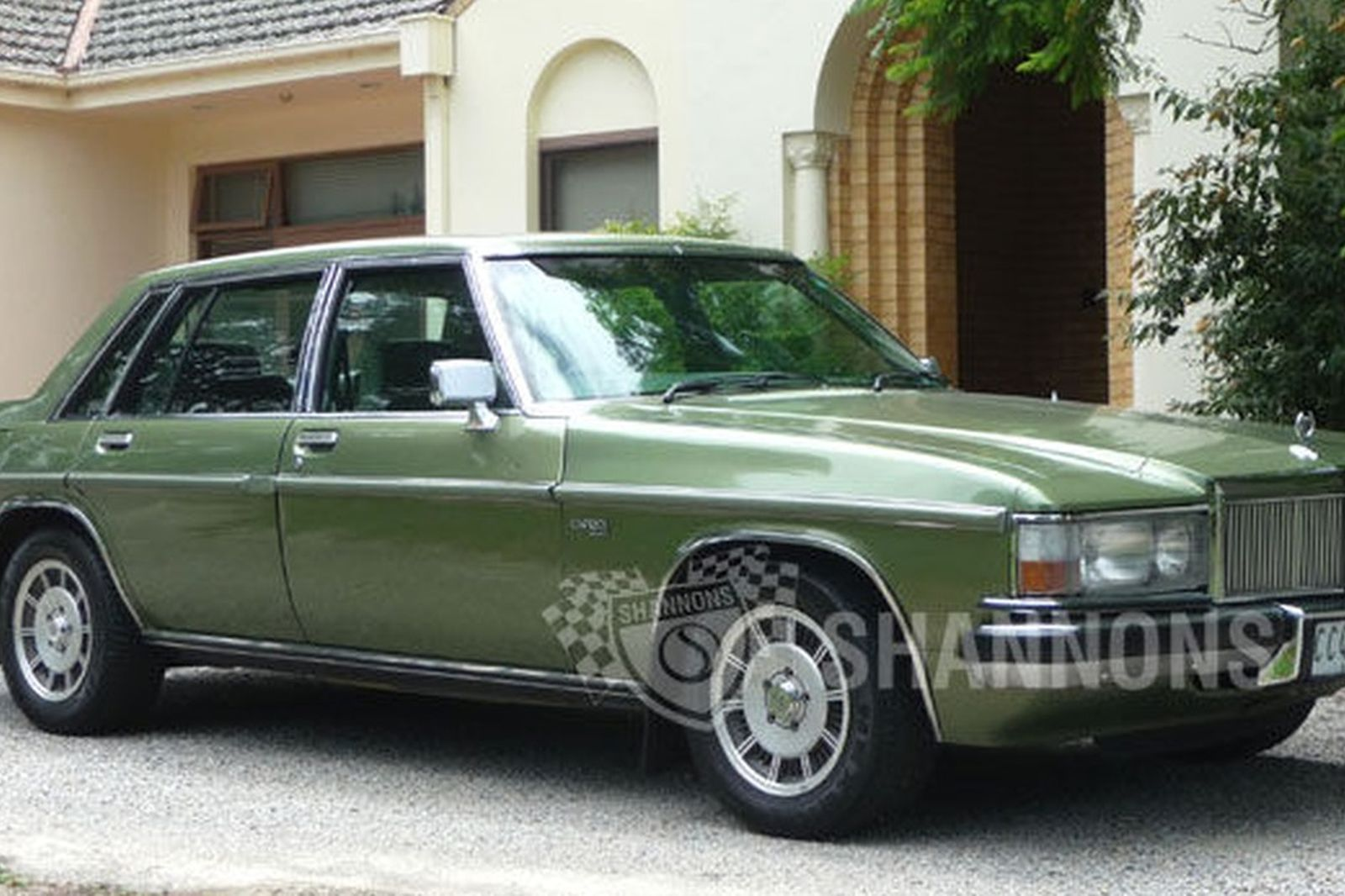 Sold Holden Wb Statesman Caprice Series Ii Sedan Auctions