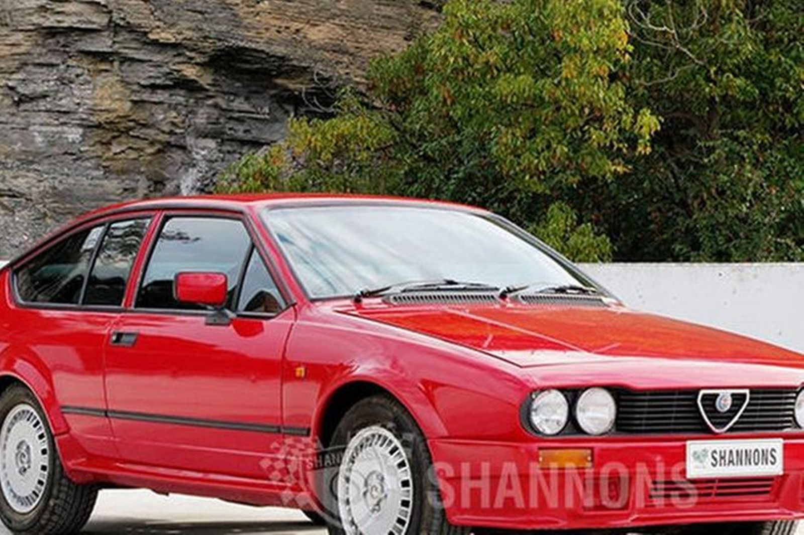 sold alfa romeo gtv 2 0 coupe auctions lot 17 shannons. Black Bedroom Furniture Sets. Home Design Ideas