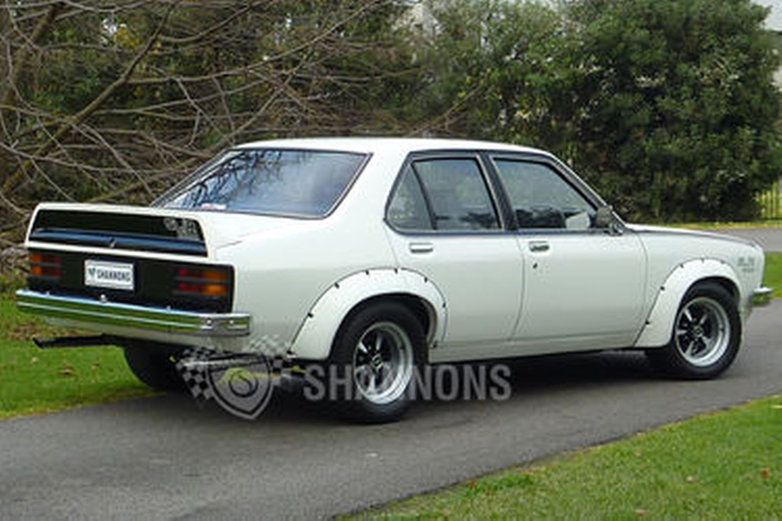 sold holden lh torana l34 slr 5000 sedan auctions lot