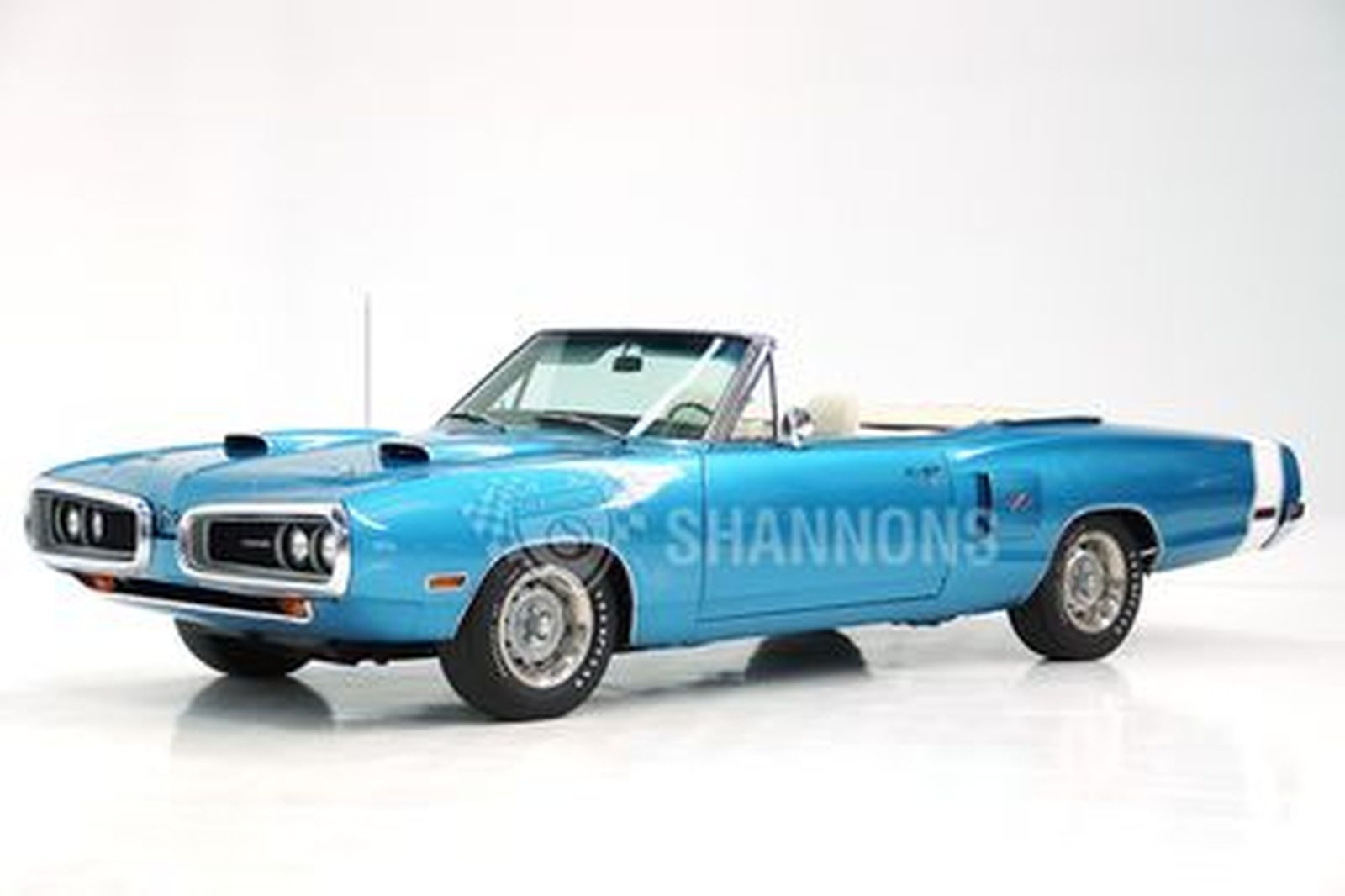 Dodge Coronet R/T 440 Convertible (LHD)
