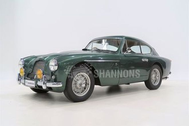 Aston Martin DB2/4 Mark II Saloon
