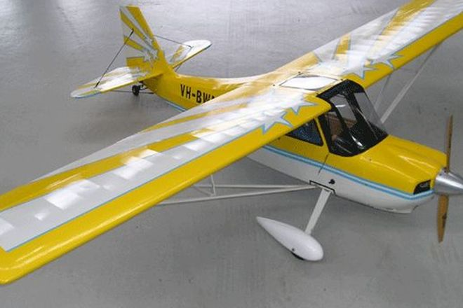 Model Plane - Super Decathlon Light Acrobatic