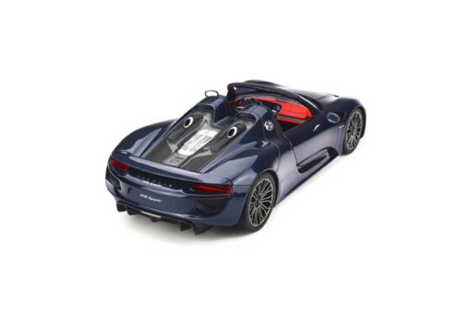 Porsche Spyder Model (Purple)
