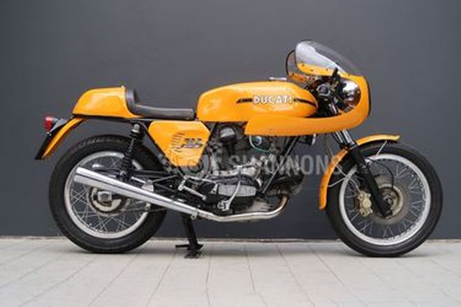 Ducati 750 Sport Motorcycle