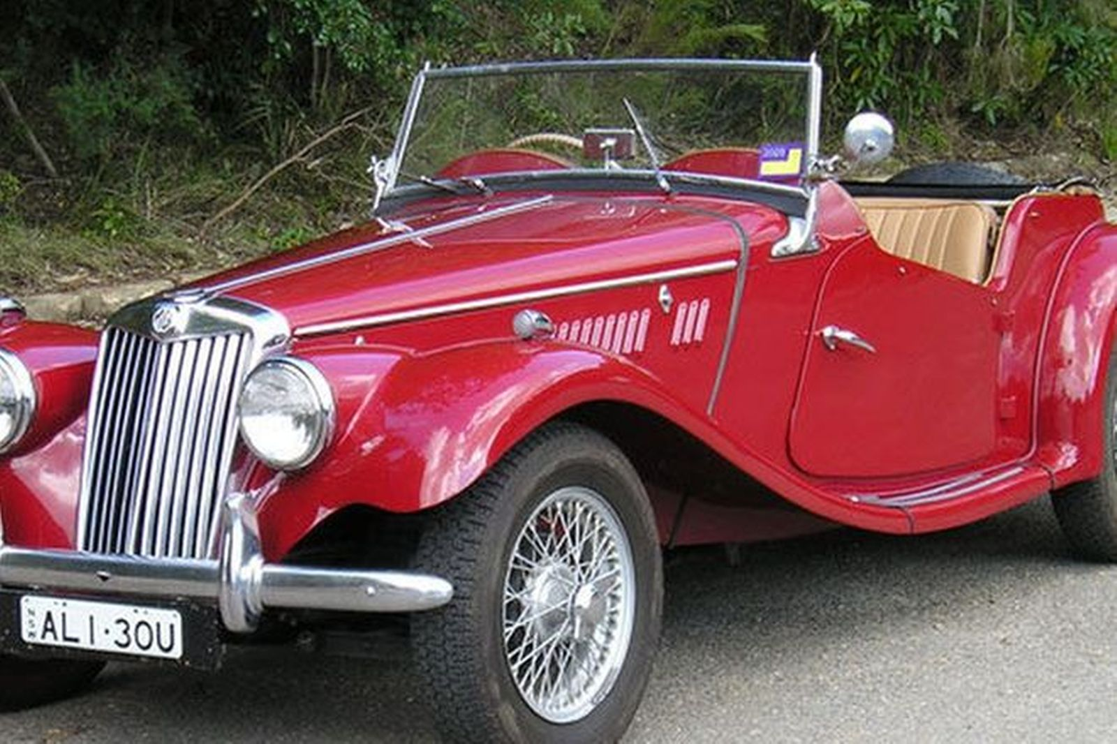 Mg Tf Classic Cars For Sale