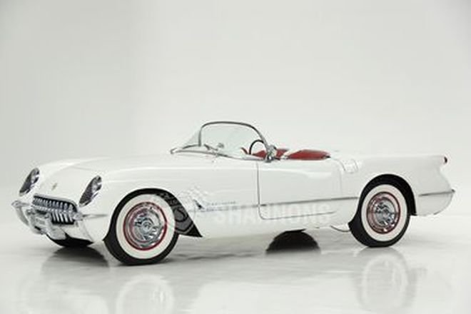 Chevrolet Corvette Roadster (LHD)
