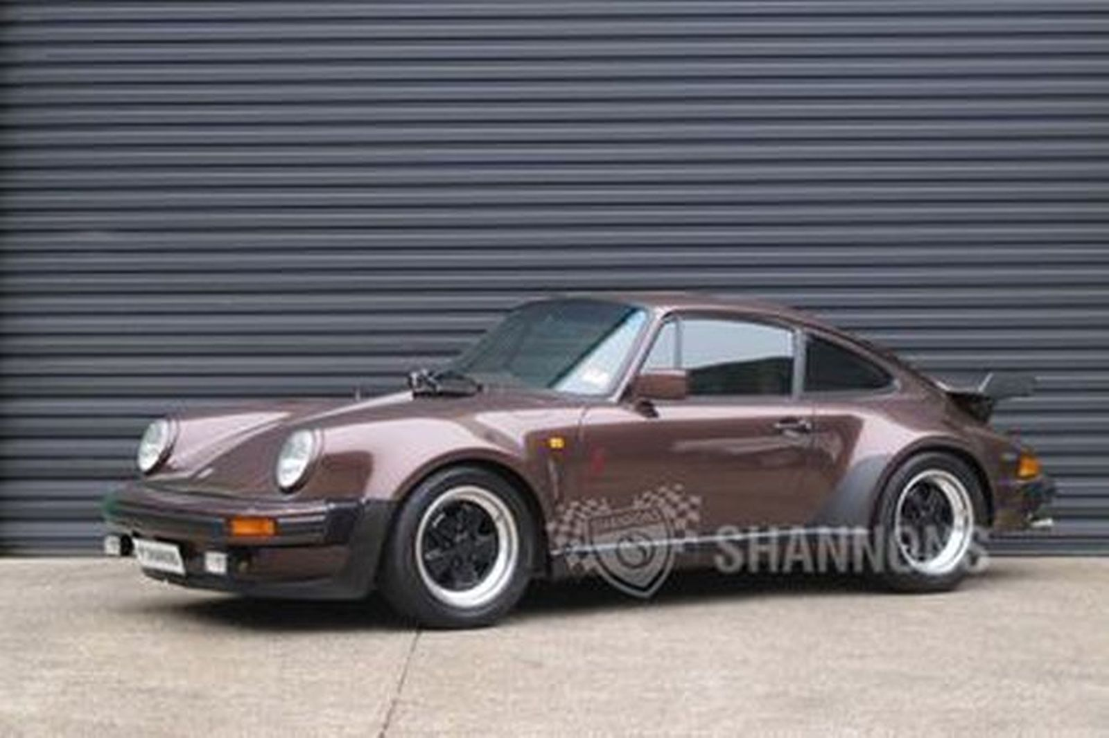 sold porsche 930 turbo coupe auctions lot 54 shannons. Black Bedroom Furniture Sets. Home Design Ideas