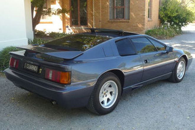 Lotus Esprit 'Turbo' Coupe