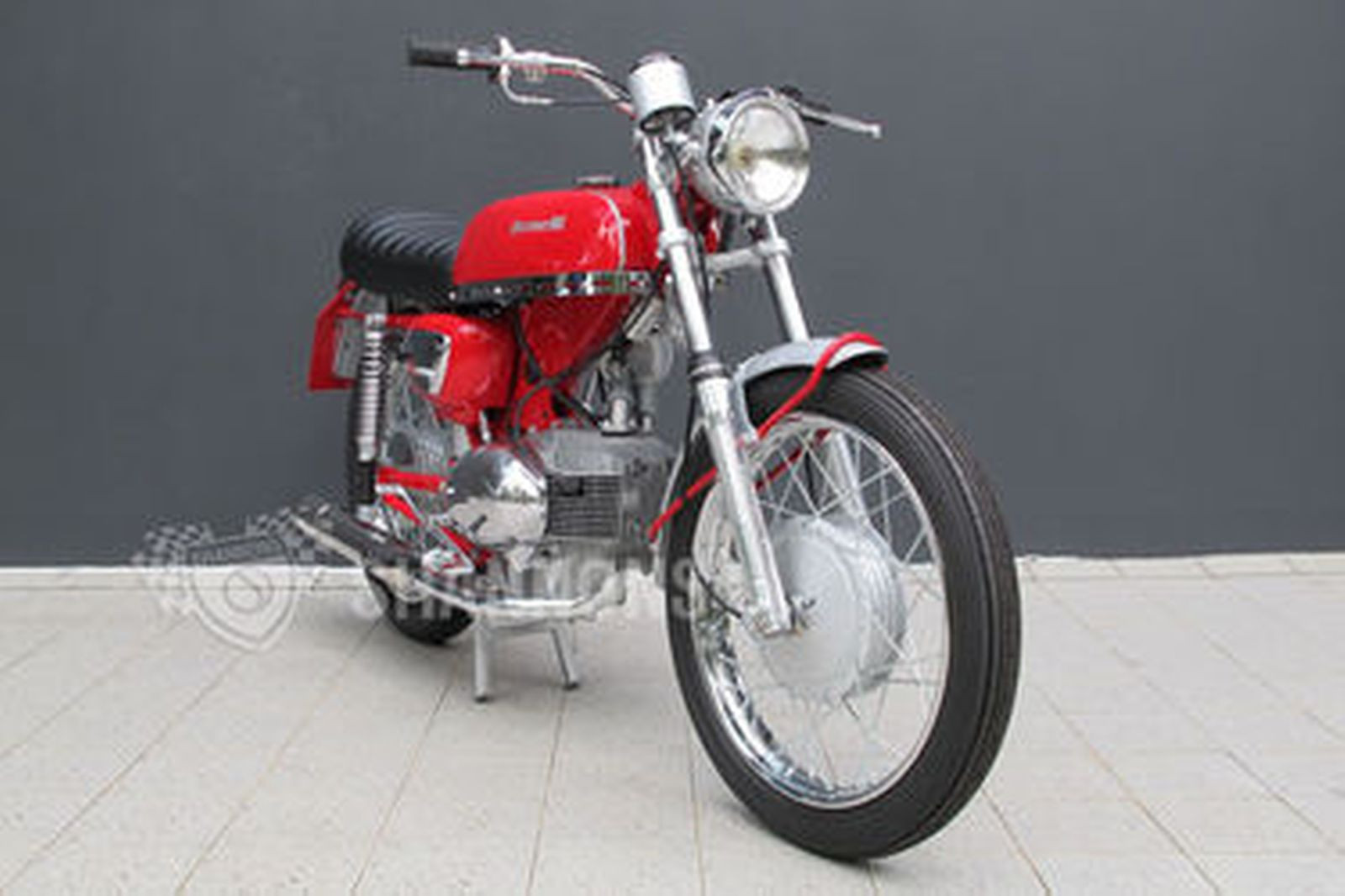 sold benelli sport special 125cc motorcycle auctions lot ac shannons. Black Bedroom Furniture Sets. Home Design Ideas