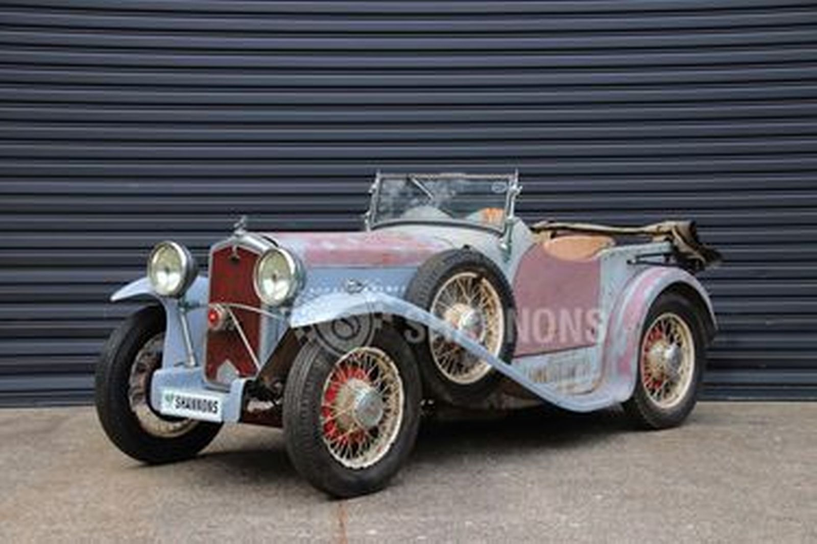 Wolseley Hornet Special Sports Tourer (Project)