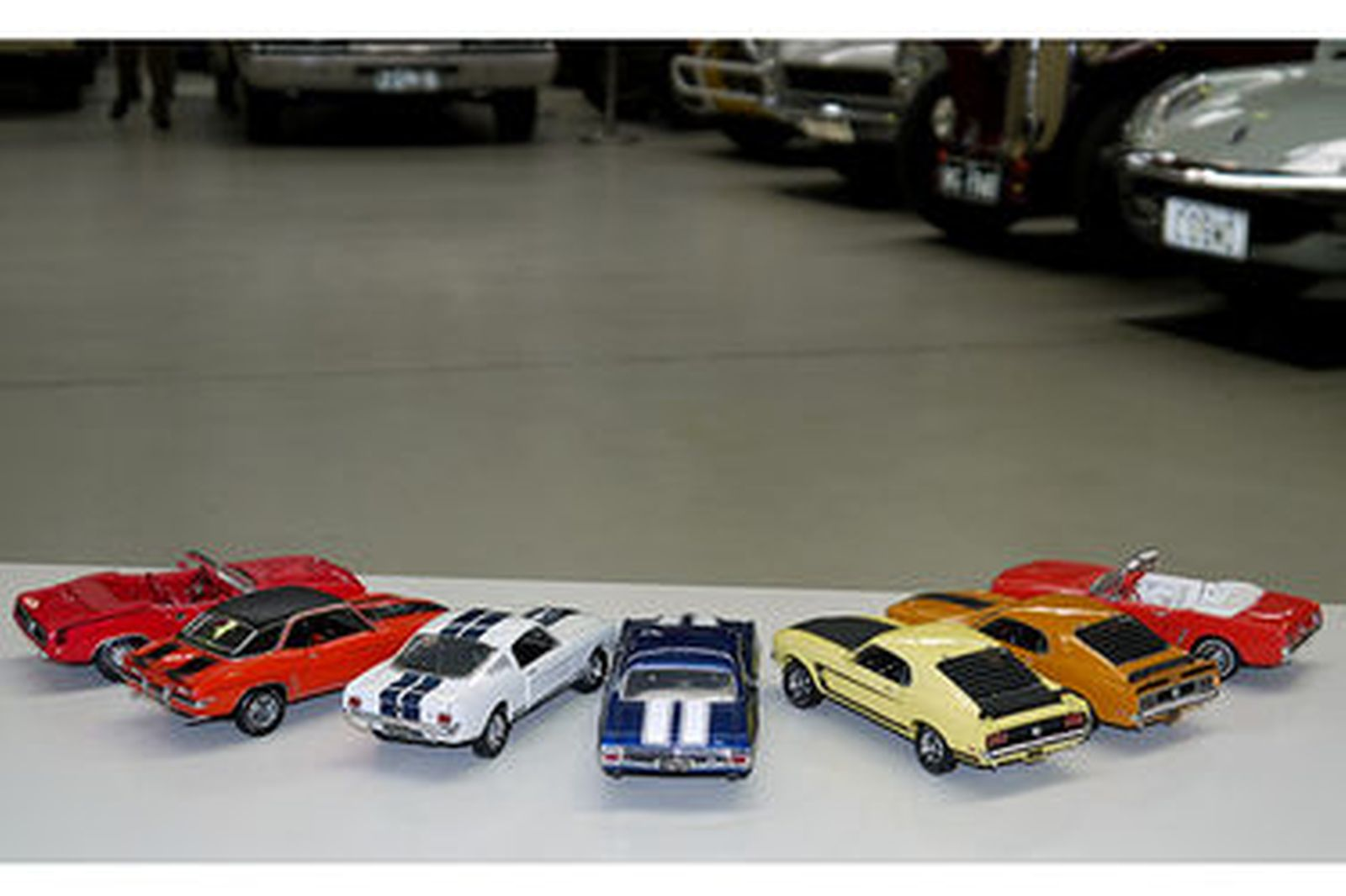 sold model cars x 6 franklin mint american muscle auctions lot p shannons. Black Bedroom Furniture Sets. Home Design Ideas