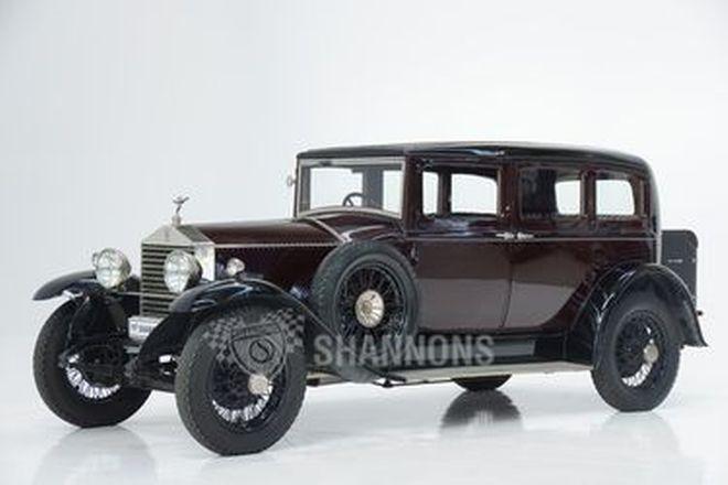 Rolls-Royce 20Hp 'Bryden & McKay' Saloon