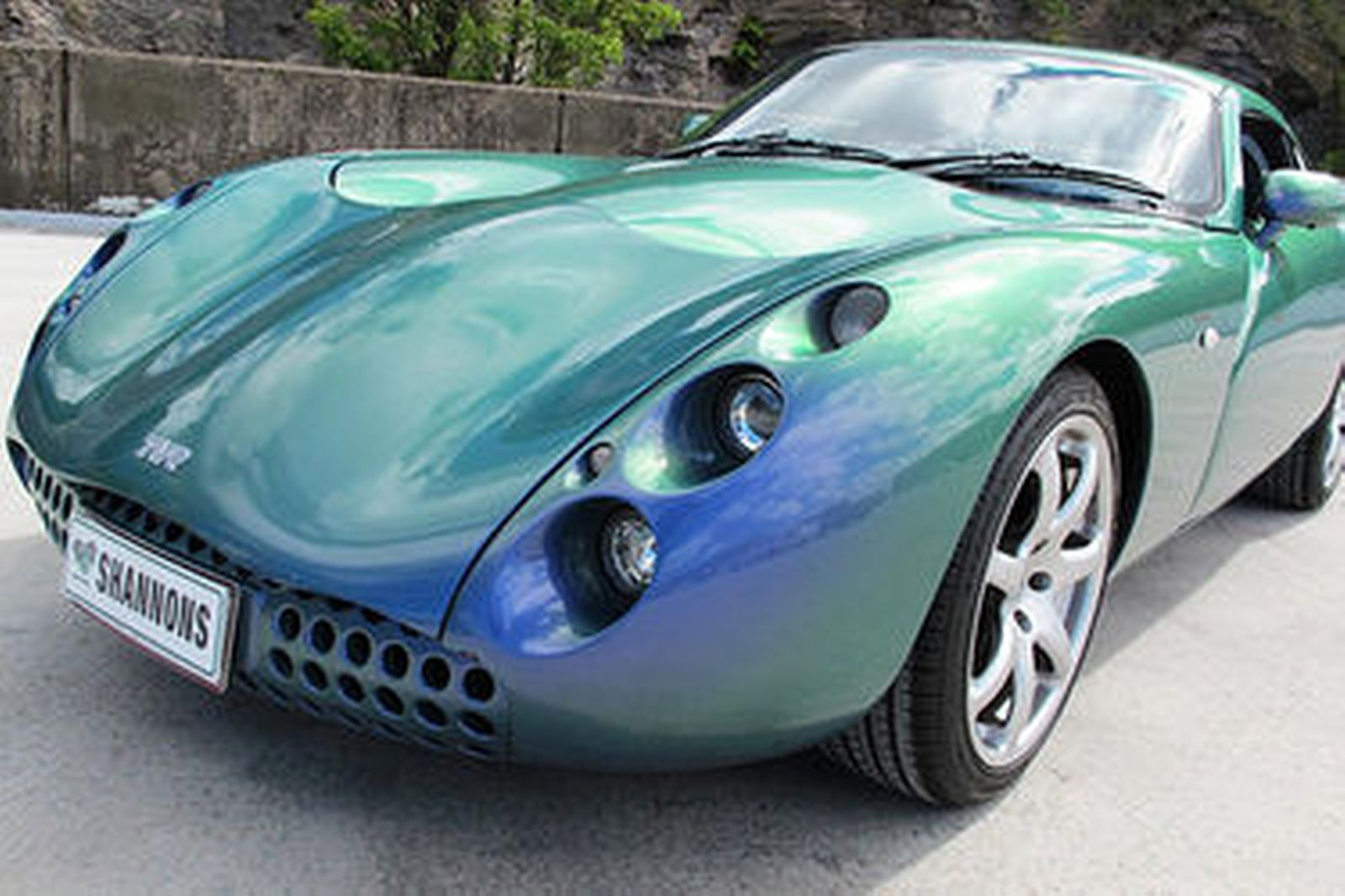 sold  tvr tuscan mk1 targa convertible auctions