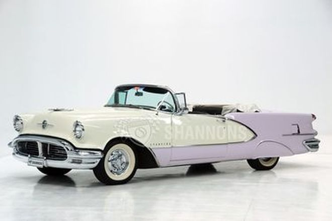 Oldsmobile 98 Starfire Convertible (LHD)
