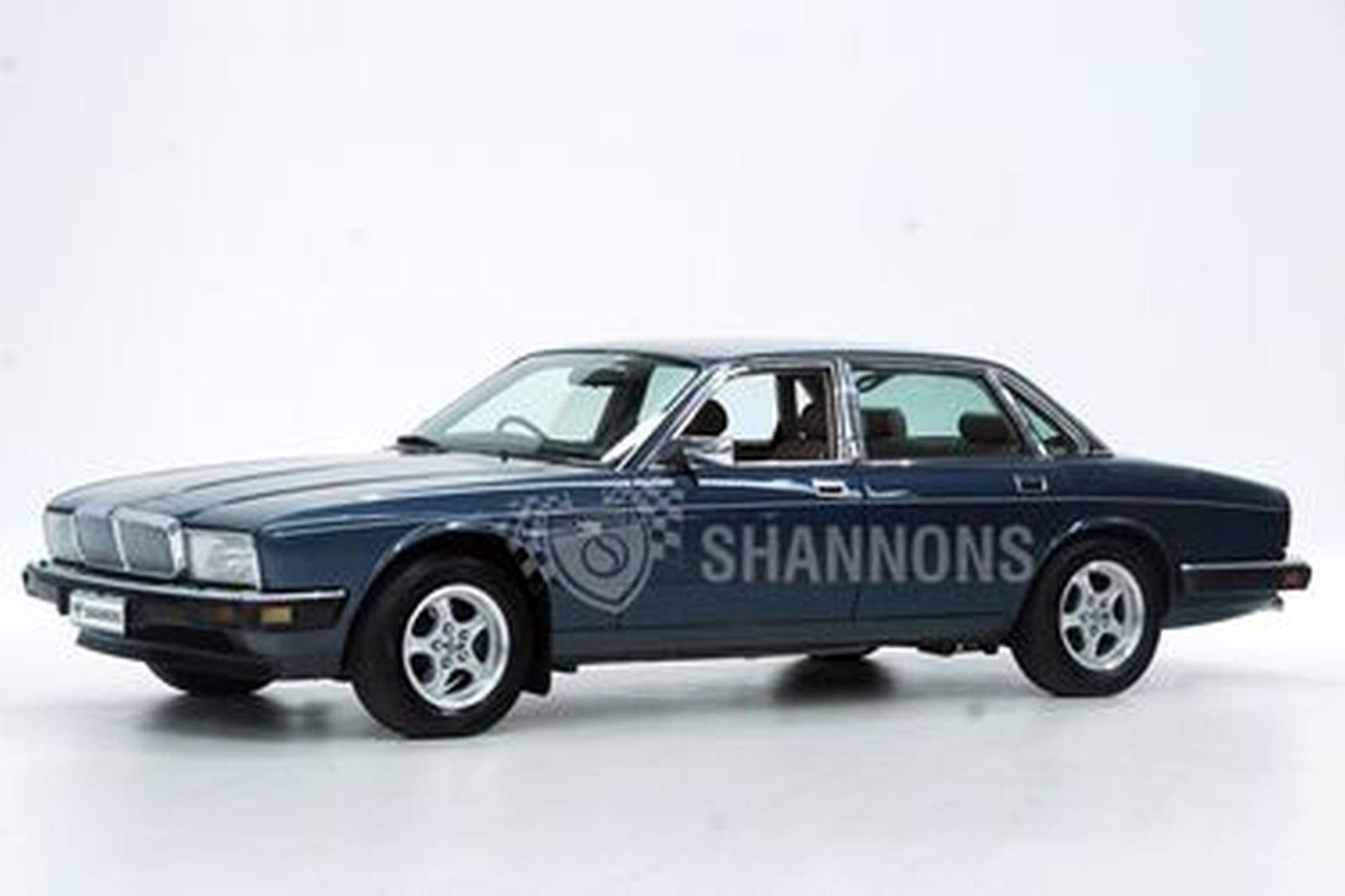 Jaguar XJ6 Sovereign 4.0 Saloon