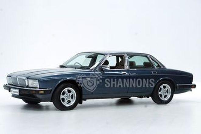 Jaguar XJ6 Sovereign 3.6 Saloon