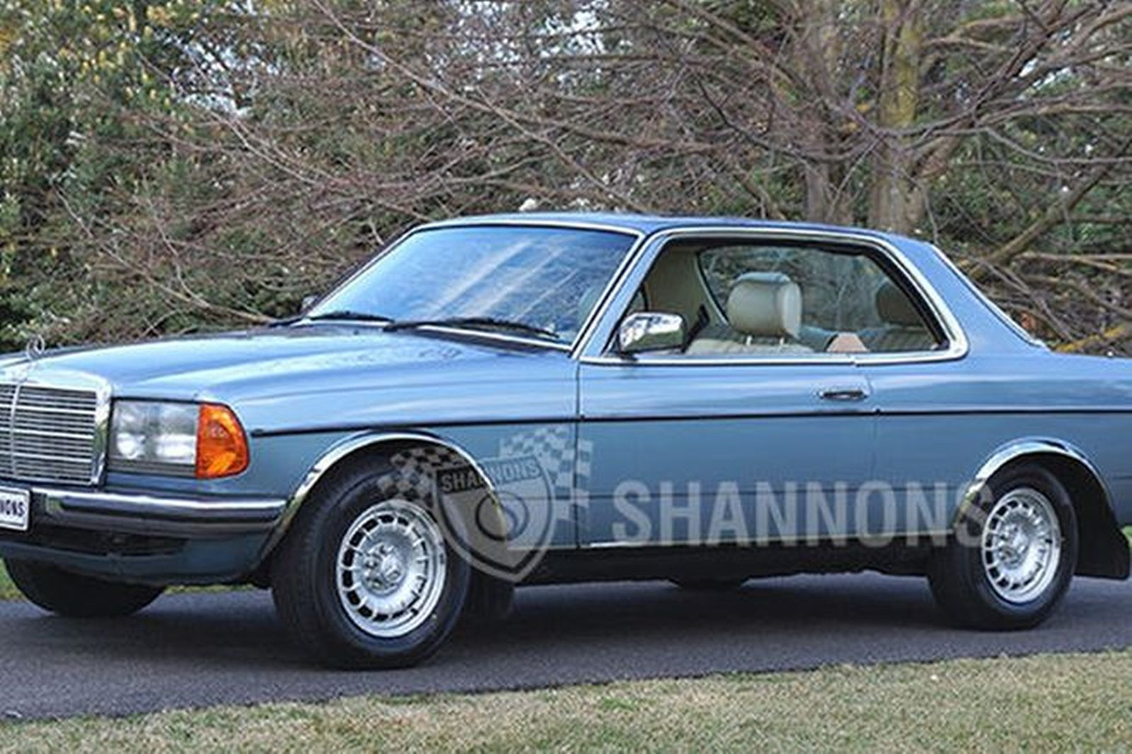 Sold mercedes benz 280ce coupe auctions lot 2 shannons for Mercedes benz 280ce for sale
