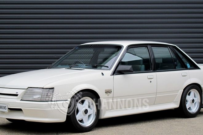 Holden VK Commodore 'SS' Group Three Sedan (Build No.1354) - Peter Brock's personal car