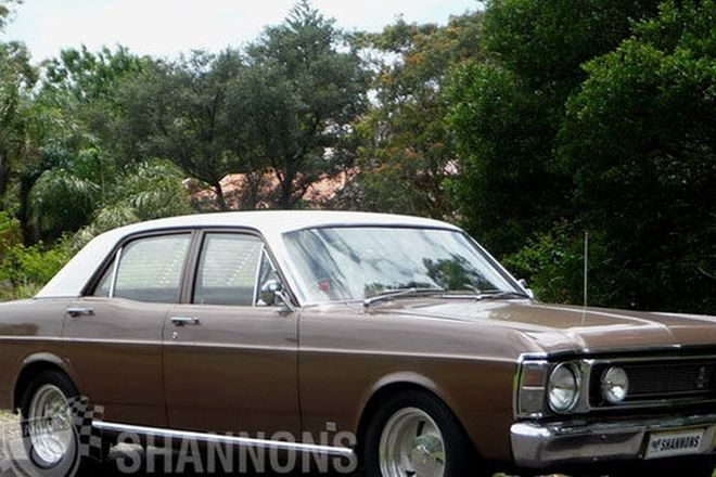 Ford Falcon 500 XW Sedan