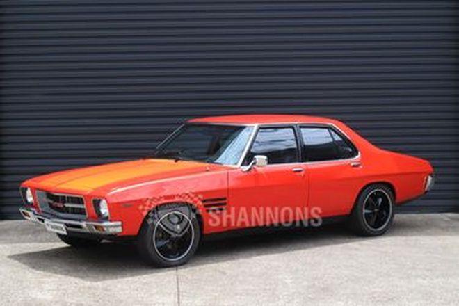 Holden HQ GTS 350 Monaro Sedan