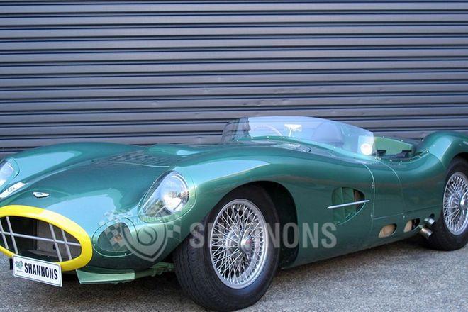 WAM Aston Martin DBR1 Recreation