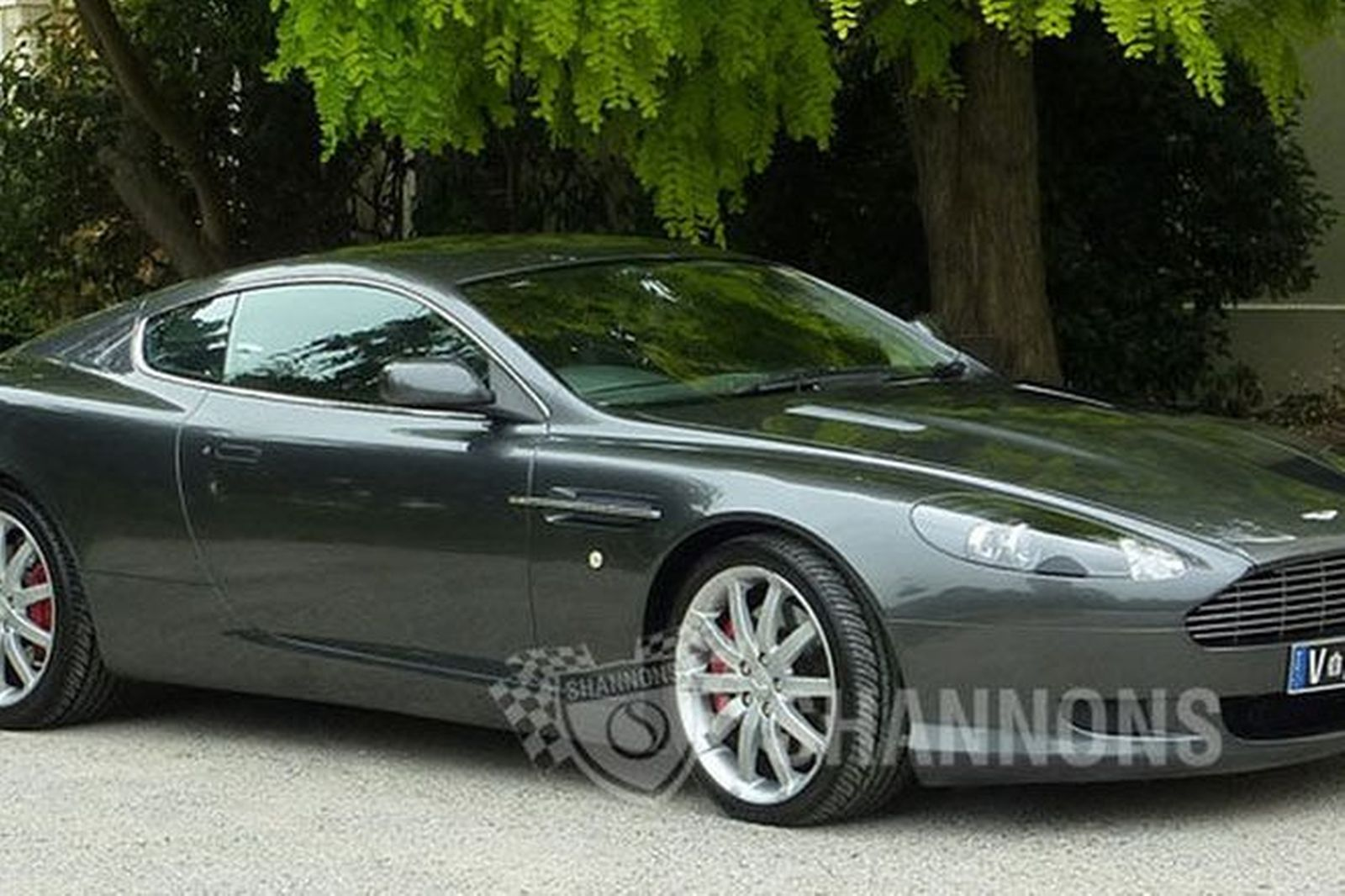 aston martin db9 coupe auctions lot 36 shannons. Black Bedroom Furniture Sets. Home Design Ideas