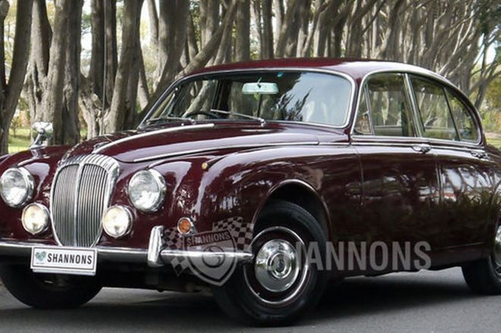 Sold Daimler 250 V8 Saloon Auctions Lot 3 Shannons