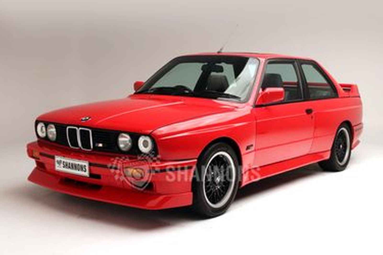 bmw e30 m3 evolution ii coupe rhd auctions lot 62. Black Bedroom Furniture Sets. Home Design Ideas