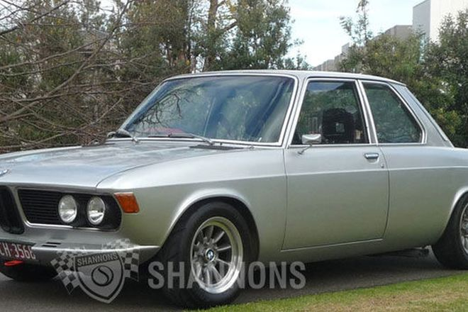 BMW 3.0SA 'Special' Coupe