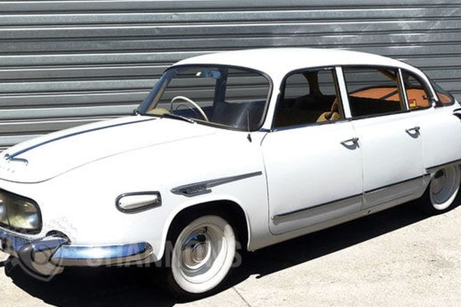 Tatra 603 Series Sedan (RHD)