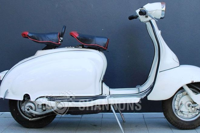 Lambretta LI150 Series II  Scooter
