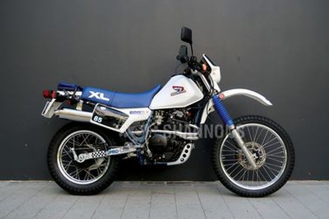 Honda XL600R 600cc Motorcycle