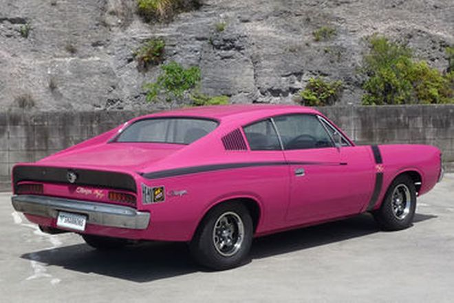 Chrysler Valiant Charger R/T E37 Coupe