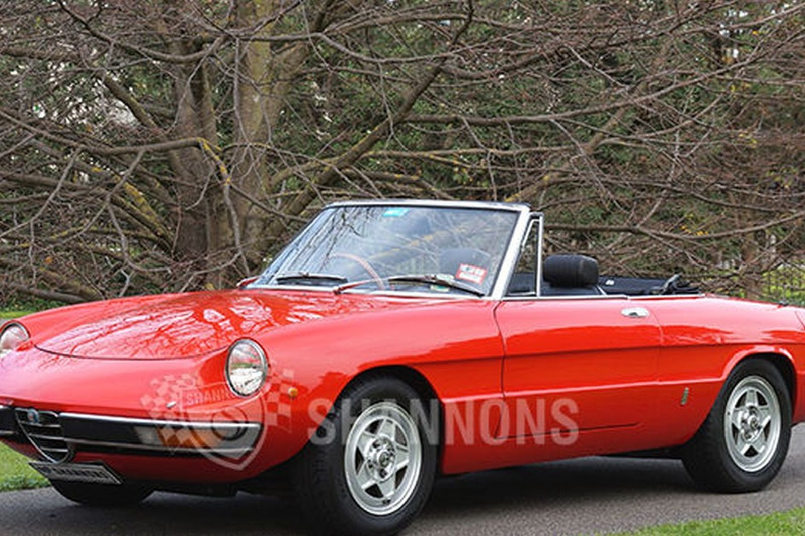 Sold Alfa Romeo Spider Auctions Lot Shannons - Alfa romeo spider 1974 for sale