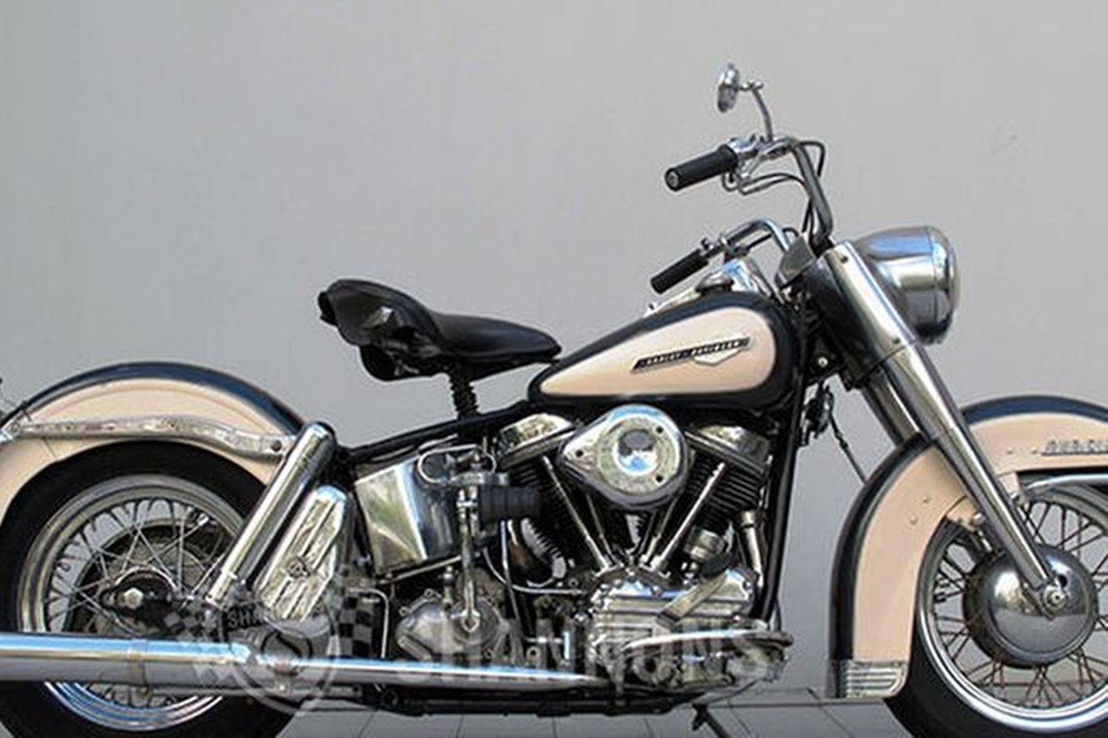 Harley Davidson Duo Glide