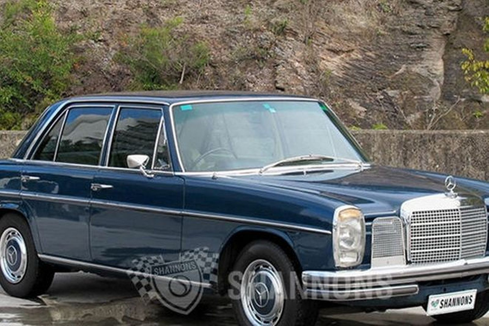 Sold mercedes benz 250 sedan auctions lot 2 shannons for 1970 mercedes benz